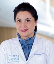 Dr.Fatemeh Nabavizadeh - Specialist in cardiologist