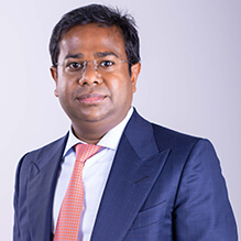 Jagannath Rout - Vice Chairman & CEO at Emirates Hospital