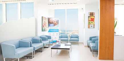 Emirates Hospital and Clinic in Dubai Marina