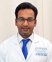 Dr. Naveed Rauf - Cardiologist Specialist at Emirates Hospital