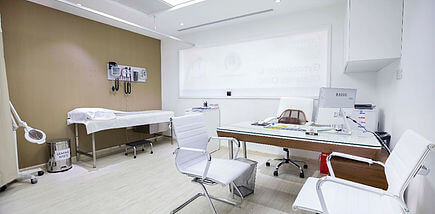 Business Bay Clinic - Emirates Hospital Dubai