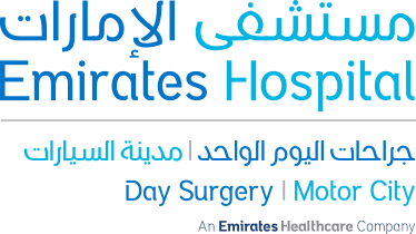 Motor City logo - Emirates Hospital Dubai