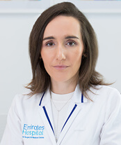 Dr. Catarina - Family medicine doctor in Dubai