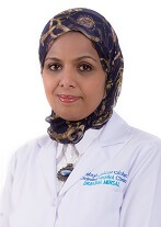 Dr. Basma Hussein Mersal - Clinical immunology & allergy specialist at Emirates Hospital