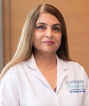 Dr. Vineeta Mohindra - Specialist in Obstetrics & Gynaecology , Emirates Hospital